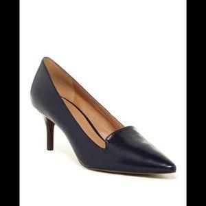 Nine West Mafalda  leather woman shoes size 6.5